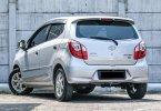 Toyota Agya 1.0L G A/T 2015 Silver Murah Siap Pakai DP Minim 2