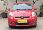 Toyota Yaris E 2013 Merah Bekasi 1