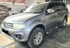 Mitsubishi Pajero Exceed 2.5 Diesel AT ( Matic ) 2014 Abu2 Km Low 77rban Good Condition 1
