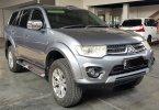 Mitsubishi Pajero Exceed A/T ( Matic Diesel ) 2014 Abu2 Km Antiik 77rban Siap Pakai Ex Dokter 1