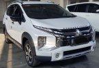 Mitsubishi Xpander Cross Premium A/T ( Matic ) 2020 Putih Km 8rban Siap Pakai Good Condition 1