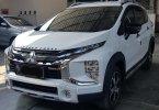 Mitsubishi Xpander Cross Premium A/T ( Matic ) 2020 Putih Km 8rban Siap Pakai Good Condition 2