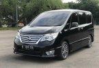 Nissan Serena Highway Star 2015 Hitam 2