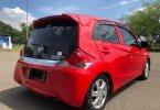 Honda Brio E CVT 2018 Merah 1