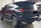 Toyota Fortuner 2.4 VRZ A/T ( Matic Diesel ) 2017 Hitam Km 66rban Mulus Siap Pakai Good Condition 1