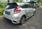 Toyota yaris S trd at 2015 silver 3