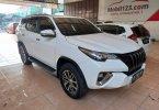 Toyota Fortuner 2.4 VRZ AT 2017 Putih 1