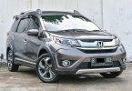Honda BR-V E CVT 2017 Abu-abu Murah Siap Pakai Bergaransi 1