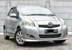 Toyota Yaris S Limited At 2011 Silver Murah Siap Pakai Bergaransi DP Minim 1