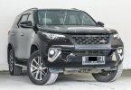 Toyota Fortuner 2.4 VRZ AT 2018 Hitam 1