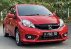 Honda Brio Satya E 2018 Merah 2