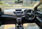 Honda CR-V 2.0 AT 2017 Grey On Beige Terawat Mulus TDP 30Jt 2