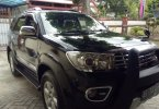 Jual mobil Toyota Fortuner 2010 murah Yogyakarta 2