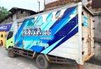Hino Dutro engkel LONG 110SDL box alumunium 2012 CDE 110 SDL aluminium 1