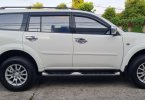Mitsubishi Pajero Sport 2.5 Exceed AT 2013 White On Beige Mulus Pjk Pjg TDP 60Jt 3