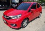 Honda All New Brio 1.2 E CVT 2019 Merah Metalik 1