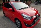 Toyota New Agya 1.2 G TRD Sportivo At 2020 Merah Metalik 1