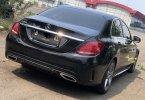 Mercedes-Benz C250 AMG AT Hitam 2016 2