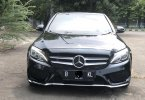 Mercedes-Benz C250 AMG AT Hitam 2016 3