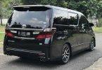 Toyota Alphard GS 2.4 AT 2013 Hitam 3