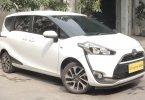 Toyota Sienta V CVT 2018 Putih 2