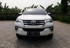 Toyota Fortuner 2.4 VRZ AT 2018 Putih 1