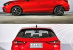Honda City Hatchback 2021( Ready Stock All tipe All Color ) 2