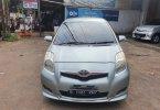 Toyota Yaris S 2011 Silver 1