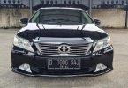 Toyota Camry 2.5 V 2014 / 2013 / 2012 Black On Beige Mulus Pjk Pjg TDP 40Jt 2