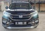 Honda CR-V 2.4 2016 / 2017 / 2015 Black On Beige Siap Pakai Pjk Pjg TDP 30Jt 2