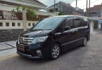 Nissan Serena Highway Star 2013 hitam pjk panjang 1