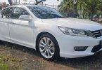 Honda Accord 2.4 VTi-L 2013 / 2014 / 2015 White On Beige Pjk Pjg Mulus TDP Paket 30Jt 1