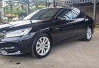 Honda Accord 2.4 VTi-L 2016 / 2017 / 2015 Black On Beige Terawat Siap Pakai TDP 60Jt 1