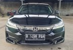 Honda Accord 2.4 VTi-L 2016 / 2017 / 2015 Black On Beige Terawat Siap Pakai TDP 60Jt 2