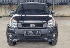 Daihatsu Terios 1.5 X AT 2017 /2016 / 2015 Wrn Hitam Mulus Pjk Pjg TDP 25Jt 2
