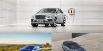 Tiga Mobil Baru Siap Meluncur Dari Istal Jaguar Land Rover Dan Bentley