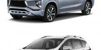 Hari Ini Meluncur, Ini 10 Perbedaan Detail Mitsubishi Xpander Cross vs Mitsubishi Xpander
