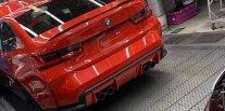 Debut Tahun Ini, BMW M3 Punya Opsi Transmisi Manual