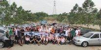 TSVC Chapter Bogor Bantu Pulihkan Korban Bencana Tanah Longsor