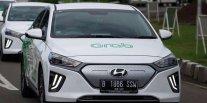 Biar Mudah Dikenali, Kemenhub Usul Pelat Nomor Kendaraan Listrik Dibikin Beda