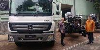 Entitas Baru, Daimler Commercial Vehicle Manufacturing Indonesia Siap Lanjutkan Torehan Positif 2019