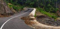 Jalan Lingkar Morotai, Dukung Akses Wisata Garis Depan Indonesia