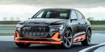 Audi E-Tron S, Super Crossover listrik yang Siap Menantang Para Speedgoers