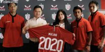 Wuling Motors Resmi Jadi Sponsor Utama Bali United