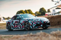 Preview Toyota Supra A90 2019