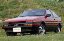 Review Toyota Sprinter Trueno Hatchback 1983, Legenda Drift Dari Akina