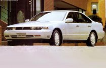 Review Nissan Cefiro 1989