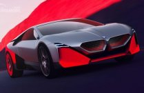 Review BMW Vision M Next Concept 2019: Suksesor Ideal BMW i8?