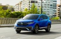 Review Honda CR-V 2020: Ucapkan Selamat Datang Pada SUV Hybrid Pertama Besutan Honda