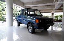 Review Toyota Kijang Super 1986: Tonggak Awal Modernisasi Kijang